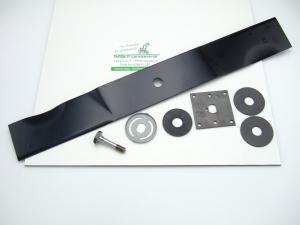 Messer SET original AS-Motor Qualität mit allen Befestigungsteilen für AS 26 Mäher G06380075
