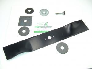 Messerset 50 cm für AS 21 mit 2-takt Motor, Messer, Schraube, Sicherungsblech, Tellerfeder, Druckteller & Gleitscheiben