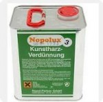Kunstharz Verdünnung Gebinde 3 Liter Kanister