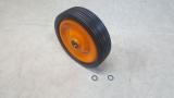 Rad Ø180 mit PVC-Reifen E13131 G04221029 AS 50 und AS 50 B1/4T AS 46 B2/4T
