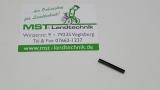 Spannstift für Samix Gartenhäcksler Rapido S-E 2.5 und 2.5