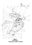 Schmutzfängerträger, Schutzplanenbügel, Schutzplanenhalter AS620KM/AS 560/AS 565/AS 620