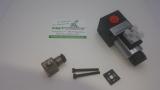 Hydraulik Umschaltventil Ventil 3/2Wege 12 Volt 3/8 50 l/min Wechselventil Rotator Zange Holzgreifer Frontlader Magnetventil Wegeventil