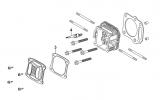 Zündkerze Mulch-Rasenmäher AS 460 AS Motor