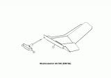 Mulcheinsatz für Mulch-Rasenmäher AS 530 AS Motor