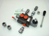 Steuergerät Holzspalter Stapler Hydraulik 50L 1-fach DW