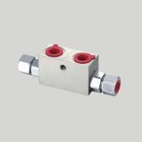 Sperrblock für hydraulischen Oberlenker, Ausführung mit 12L, wahlweise komplett mit 12L