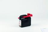 Transportkanister Kraftstoffkanister Benzinkanister Kanister 3.0 Liter schwarz